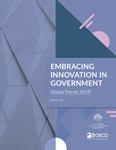 Capa Embracing Innovation in Government OECD 2019